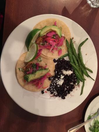 Salsa A La Salsa: Fish tacos