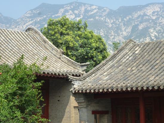 Song Yang Academy of Classical Learning : Академия классического обучения у подножья горы Суншань