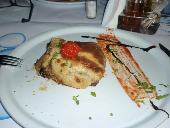 Mythos All Day Restaurant: My moussaka