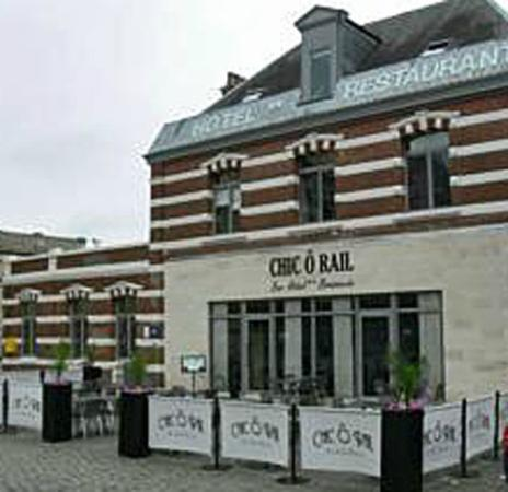 Chic O Rail - Great Dining !
