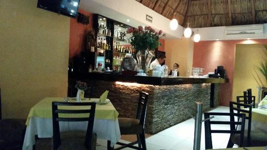 Nuovo Gusto : The bar