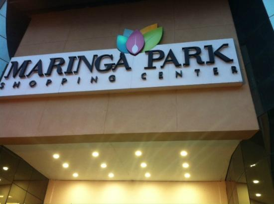 ‪Maringa Park Shopping Center‬