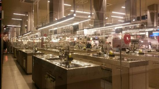 Scuola di cucina picture of mcf mercato centrale firenze florence tripadvisor - Scuola di cucina firenze ...