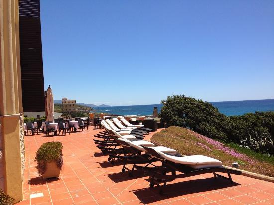 Villa Mosca Charming House: Die traumhafte Terrasse