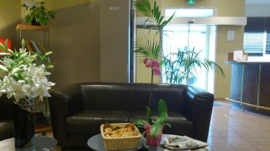 BEST WESTERN Hotel Riviera by HappyCulture : 館内