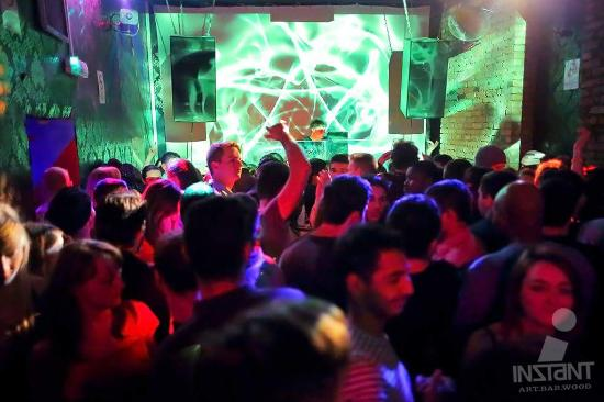 Photo of Nightclub Instant at Nagymezo Utca 38, Budapest 1065, Hungary
