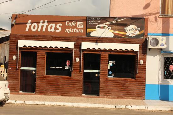 Tottas Cafe & Mistura