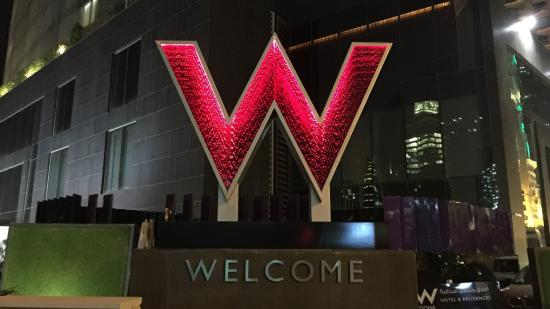Hotel - Picture ...W Hotels Logo