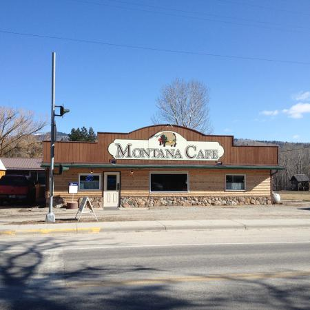 Montana Cafe from the road 2014