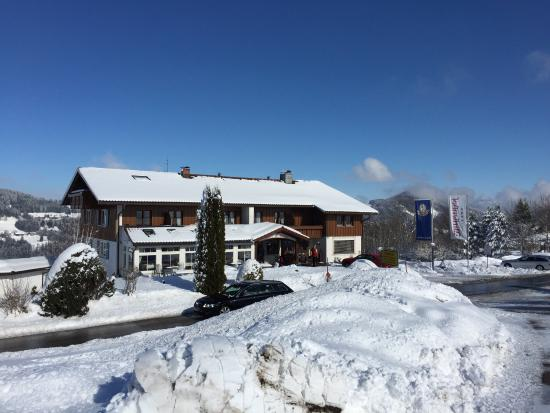 Hotel Birkenhof : Birkenhof im Winter