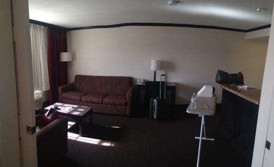 Primm Valley Resort & Casino : Living Room
