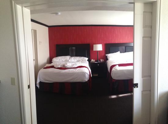 Primm Valley Resort & Casino : Bed Room