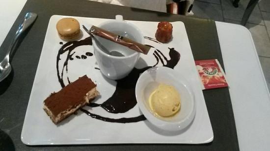 Le Barentin: Thé gourmand délicieux!