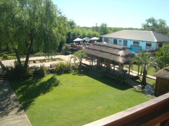 Rumbo 90 Delta Lodge & Spa: Vista desde el Balcon