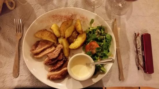 Restaurant le Mayocq