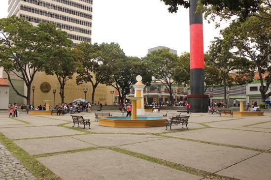 Plaza El Venezolano