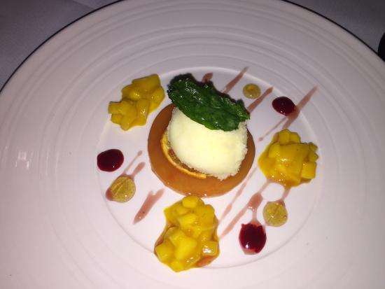 Winepress@wensum: Citrus dessert