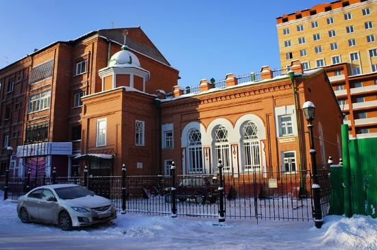 Tyumen Synagogue