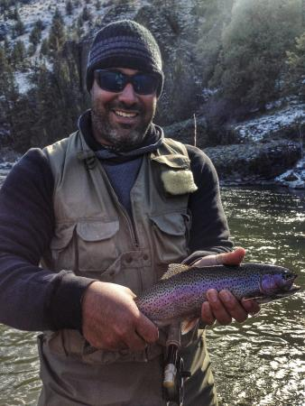 Deep Canyon Outfitters - Day Trips: Big Rainbow on the Crooked River with Jeremiah.