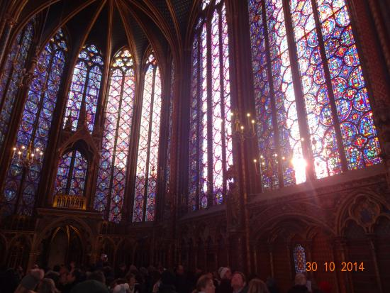 Paris, France: Sainte-Chapelle