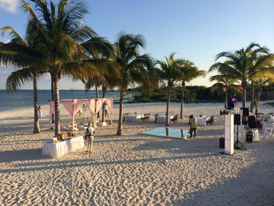 Villa Del Palmar Cancun Beach Resort Spa Wedding At The