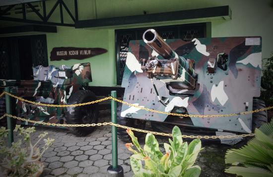 Museum Kodam Mulawarman
