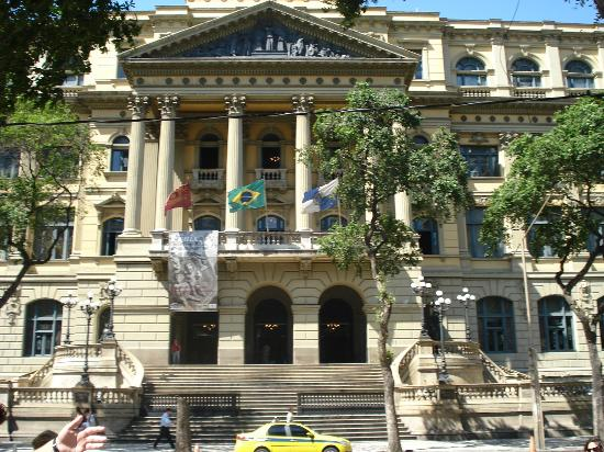‪National Library (Biblioteca Nacional)‬