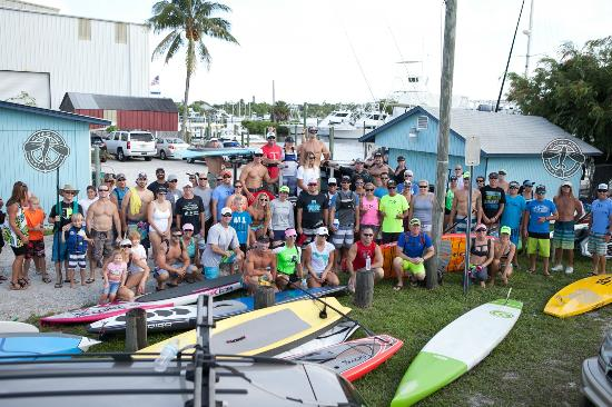 Flying Fish Paddle Sports: Group rates available