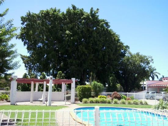 Bundaberg Spanish Motor Inn: Beautiful Surrounds