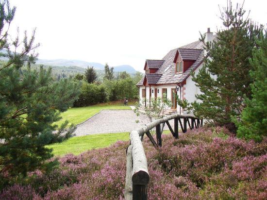 Binnilidh Mhor: Near to Urquhart Castle & Eilean Donan Castle