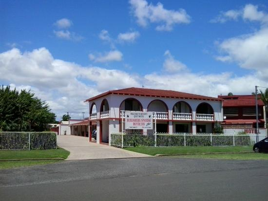 Bundaberg Spanish Motor Inn: Can't recommend it highly enough