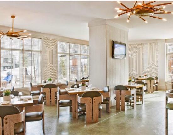 Nest Public Lounge: Nest