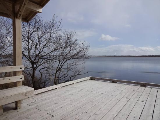 Lake Utonai : 湖畔
