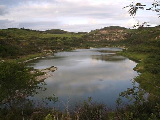 Parque Paleontologico de Sao Jose de Itaborai