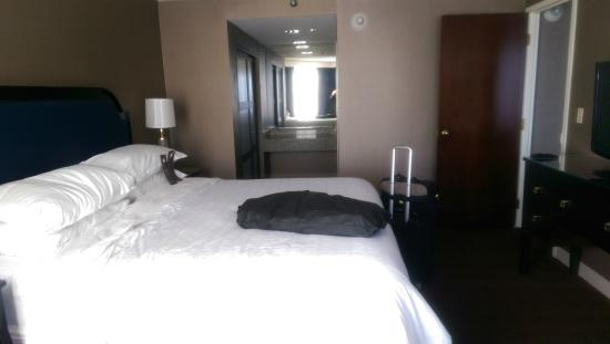 Sheraton Lisle Hotel : Bedroom