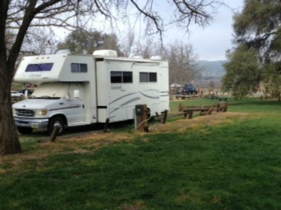 Campo, CA: Huge Camping Sites