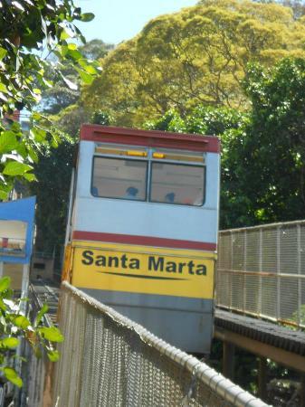 Favela Santa Marta Turismo