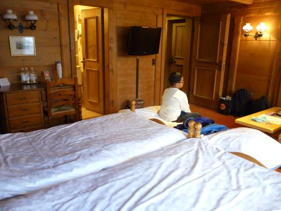Posthotel  Roessli: Cosy and comfortable room