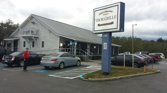 Ybor Grill has moved to 339 19th Ave NE, Ruskin. On the corner on 19th & US-41