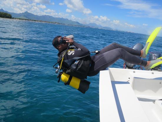 The Oberoi, Mauritius: Roll Back