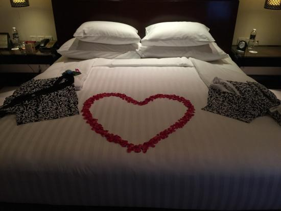 Banyan Tree Samui: Valentine's Day