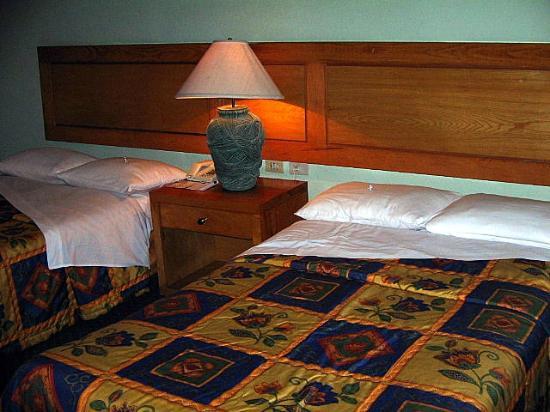 Cantalagua Inn : Interior de la habitación.