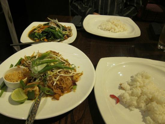 Thai Square - City Minories : Tasty vegetarian