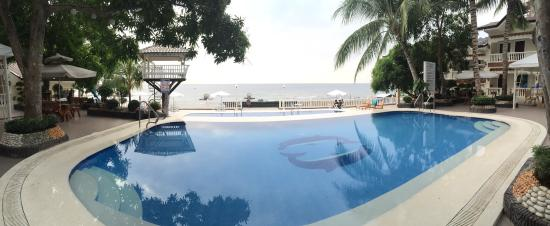 Swimming Pool Picture Of Alahbiga Beach Resort San Juan Tripadvisor