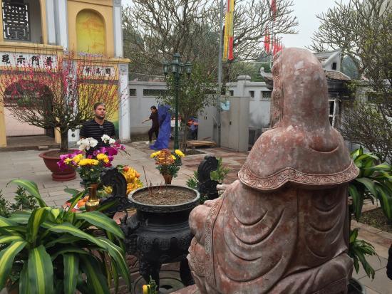 Hanoï, Vietnam : Templo