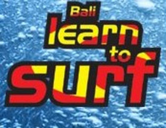 ‪Bali Learn To Surf‬