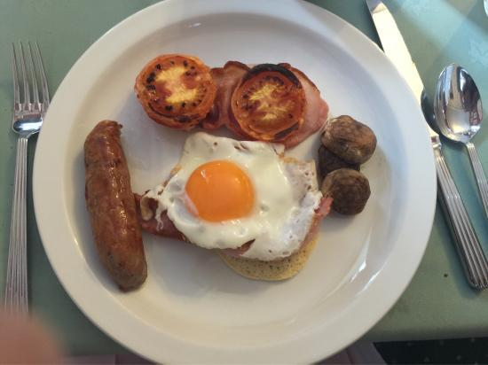 Mansefield Guest House: Nice breakfast!