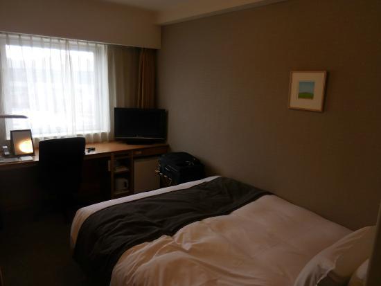 Richmond Hotel Obihiro-ekimae: 部屋の様子