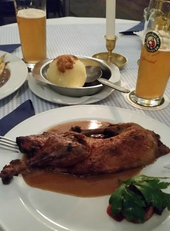 Food - Picture of Viktoria-Luise . Wiesenstein, Berlin ...