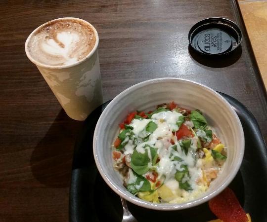 Cafe Soleil: yum